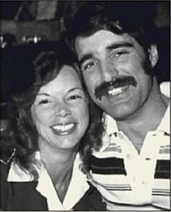 Cheri Domingo and Greg Sanchez, courtesy Debbi Domingo