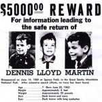 Missing: Dennis Lloyd Martin