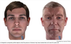 Suspect image 1984 Colorado Hammer Murders