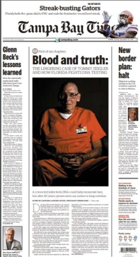 Blood and truth: the lingering case of Tommy Zeigler and how Florida fights DNA testing