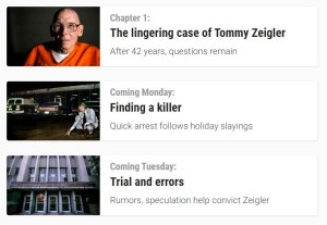 Blood and truth: the lingering case of Tommy Zeigler and how Florida fights DNA testing articles 1 2 and 3