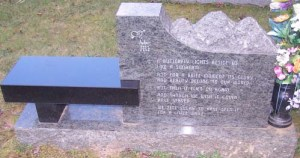Lundgren Grave stone Photography Kim Halford Justice