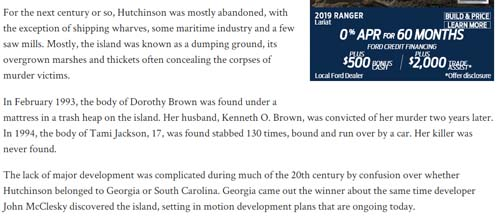 Tami Renee Jackson stabbed 130 times