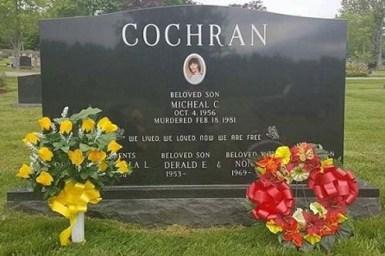 Michael Craig Cochran grave
