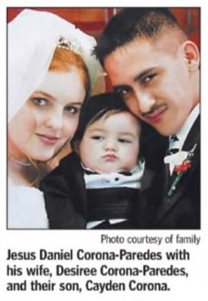 gun violence victim Jesus Daniel Corona-Paredes