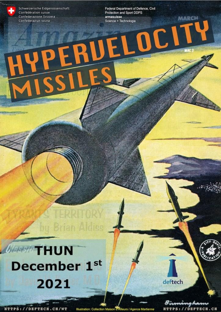 deftech-day | Hypervelocity Missiles