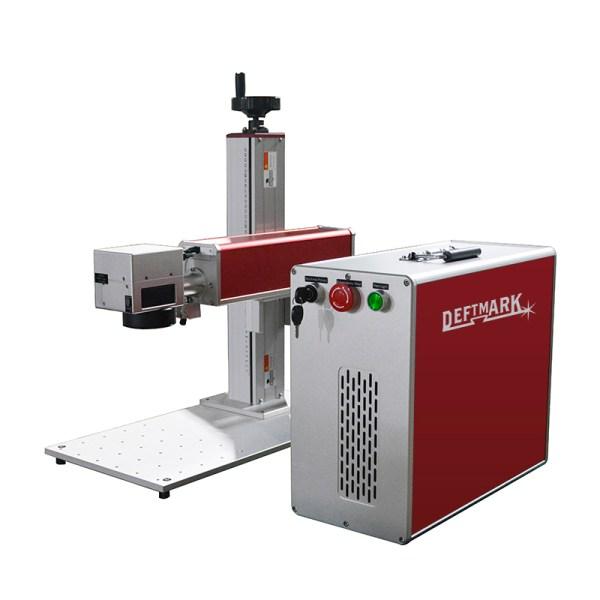20W Handheld Split-type Fiber Laser Engraving Machine