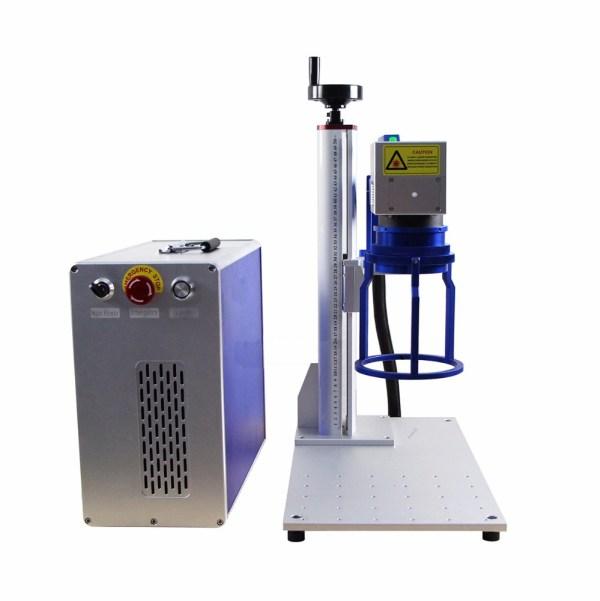 Deftmark™ 50W Raycus Fiber Laser Engraving Machine