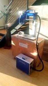 Deftmark Laser Packing Crate