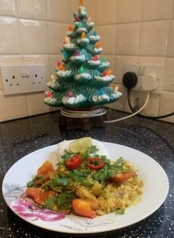 turkey christmas curry recipe