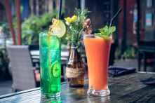 mocktails - alcohol-free drinks