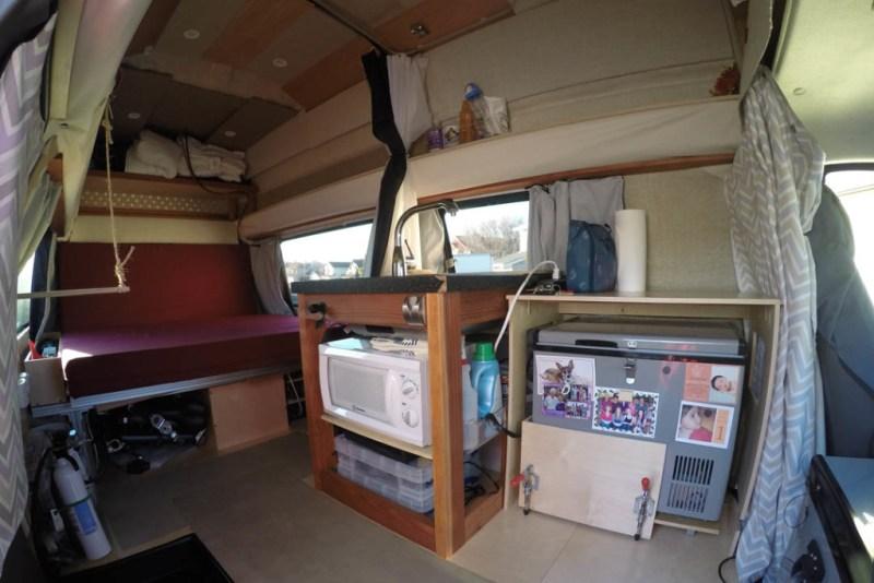 160107 Van Dwelling