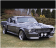 This classic car, better known as Eleanor, made its fame in the movie Gone in Sixty Seconds. J.R. seems like the kind of guy to buy a classic, so expect to see a car similar to this one roaming around the streets of Cleveland soon.