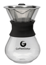 This kit is the easiest way to guarantee an exceptional, delicate taste every time. Any barista will tell you: pour over is the best way to unlock the true potential from your coffee. Yourdad's taste buds will be on the receiving end of a flavour fiesta, grinning like LaVar Ball in a microphone store!