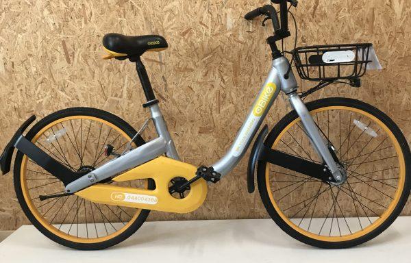 O-bike ex leenfiets