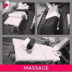 zwanger massage de geboortepartner prenatale massagetafel