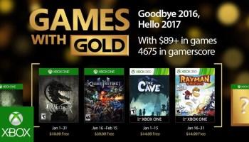 Estos Son Los Juegos Gratis Para Xbox En Enero 2019 Degeneracionx