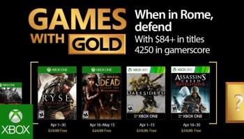 Estos Son Los Juegos Gratis Para El Mes De Abril En Xbox