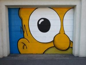 Perseverancia Homero Simpson