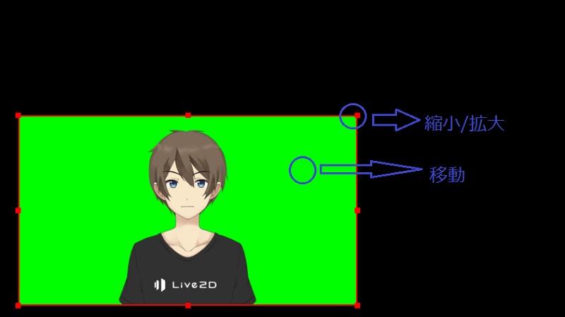 FaceRigとOBSを使った配信・生放送の設定