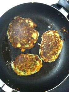 cashew spinach pancakes 3