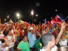 Segundo gol do Brasil - Foto: Cleibi de Oliveira