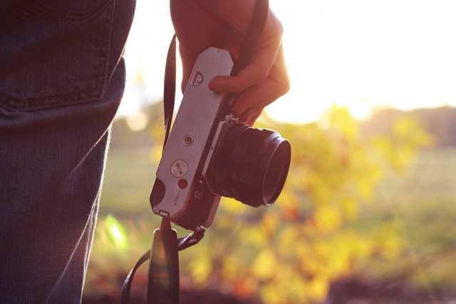 deGranero clases fotografía Madrid cámara