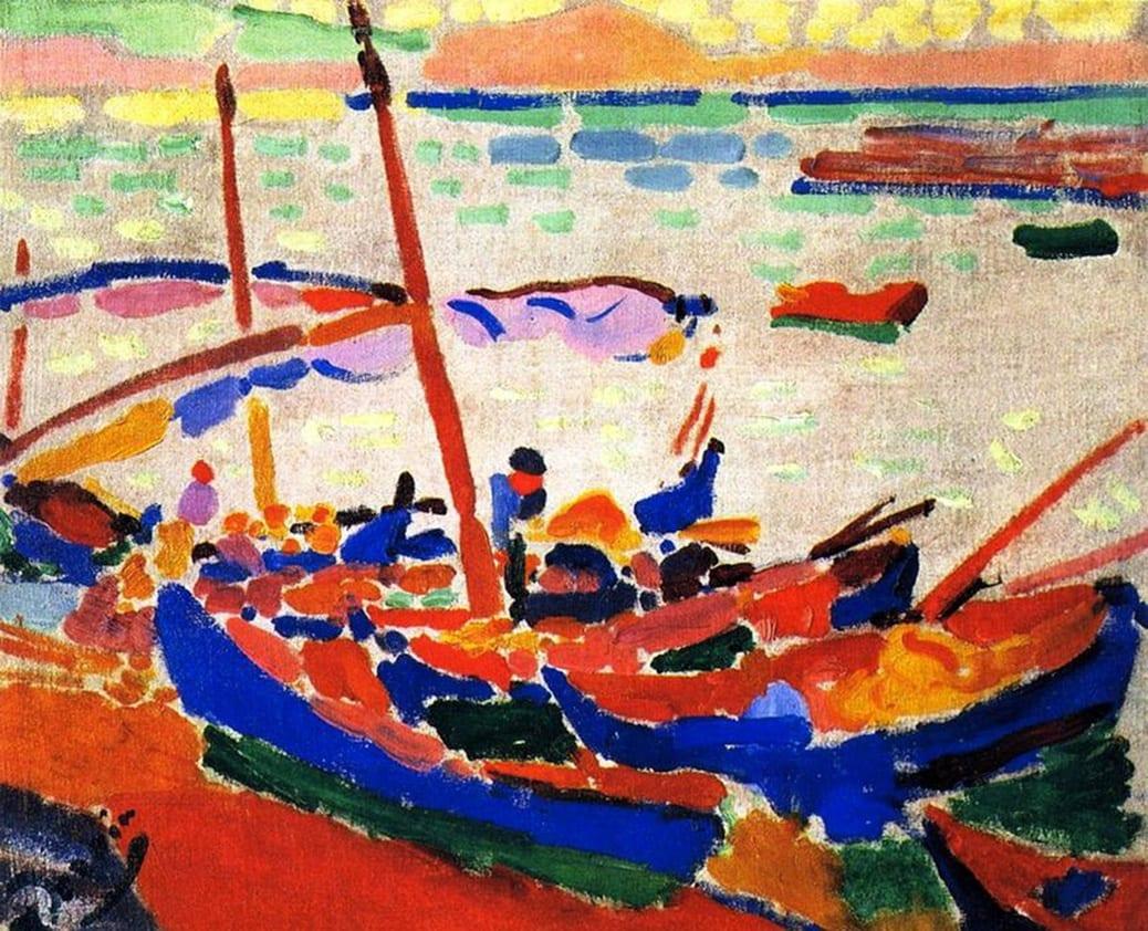 Los grandes maestros del arte: André Derain.