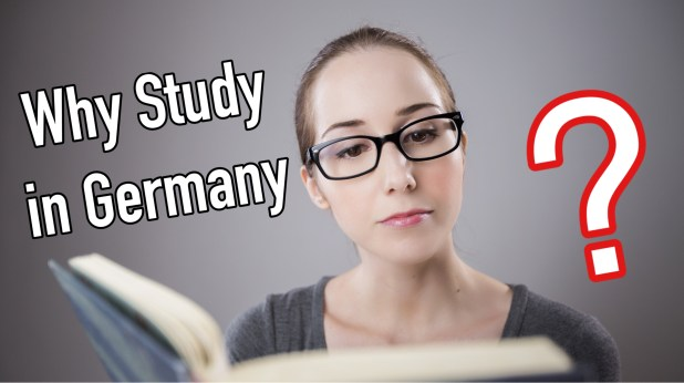 Reasons explained why you should study in Germany