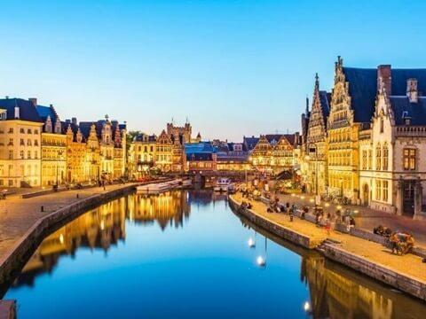 Top 5 Universities in Belgium