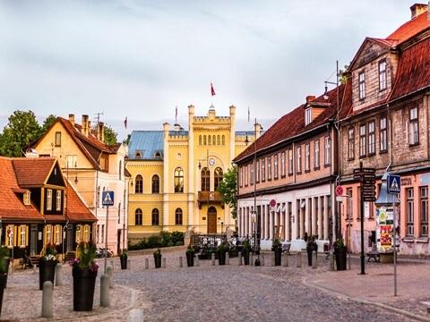 Latvian Scholarship