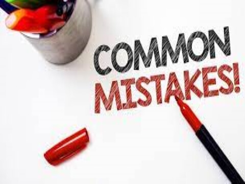 Common Mistakes in Resume