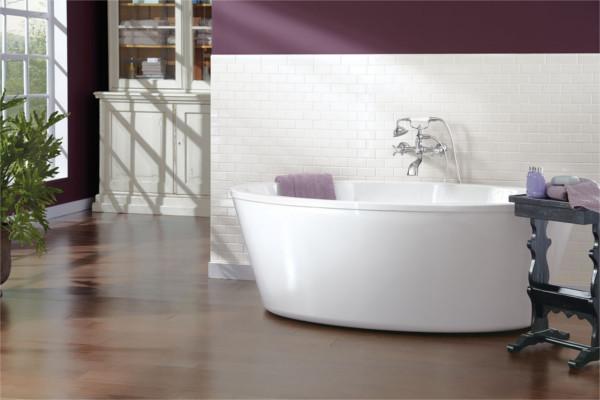 s22105 floor mounted tub filler