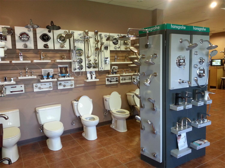 Degrees of Comfort Northampton Shower Displays
