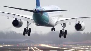 automatische piloot landing