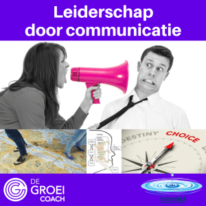 Leiderschap door communicatie