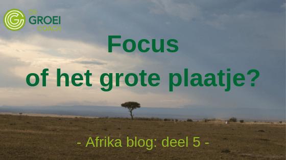De Groeicoach Afrika Blog 5