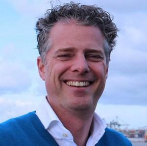 Pieter van Hoof, eigenaar Sound of Data