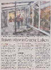 Foto bij verslag 19-jarig jubileum De Groene Luiken Vlaardingen - maart 2013