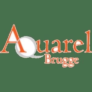 Aquarel Brugge