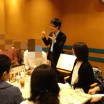 神田でお茶会でした