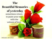 The Beautiful Memoriesof yesterday (1)