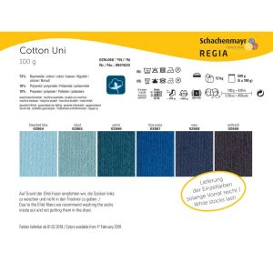 Cotton uni 2866