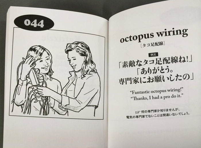 octopus wiring