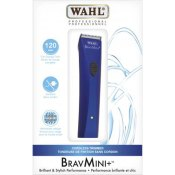Wahl Royal Blue BravMini + Tondeuse sans fil