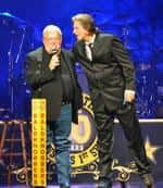 (Terry Beene and Billy Dean : Photo by Nicole Rodriguez)