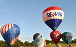 Photo by Nicole Rodriguez : The 19th Annual Hot Air Balloon Championship
