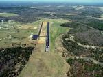 The Calico Rock-Izard County Airport (photo from wikipedia)