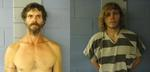 (Courtesy: Barry County Jail, Glenn Jackson, 42, left, Cody Oplinger, 24, right)