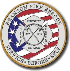 branson fire-rescue logo